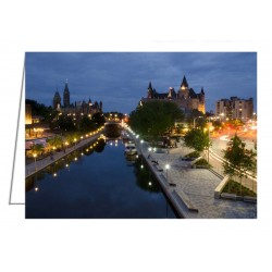 Rideau Canal and Sussex...