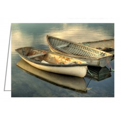 Two Boats, Peggy's Cove -...