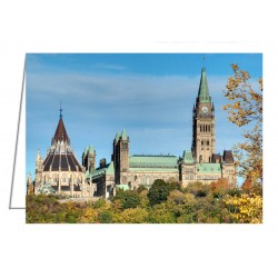 Parliament Hill in Autumn -...
