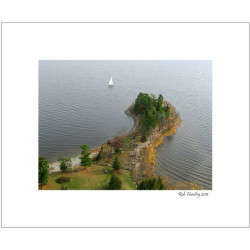 'Round the Point - Pinhey's Point, Ontario - 8x10 Matted Print